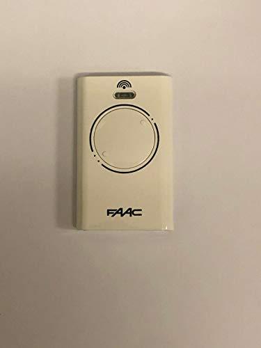 Telecomando FAAC XT2868SLH frequenza 868MHz 2canali