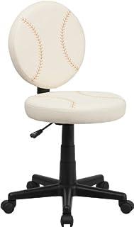 Flash Furniture Baseball Swivel Task Chair