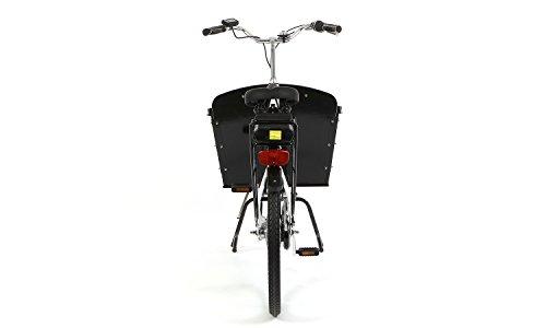 E-Rikscha Elektro Transportrad Tangoo-Downtown Bild 4*