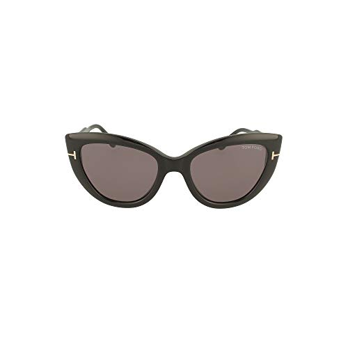 Occhiali da Sole Tom Ford ANYA FT 0762 BLACK/SMOKE 55/20/140 donna