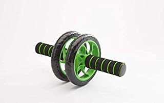 Dual Wheel AB Roller with Knee Mat, 0.8kg