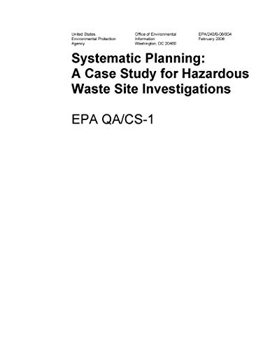 EPA QA/CS-1 (English Edition)