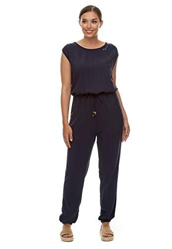 Ragwear Jumpsuit Damen NOVEEL 2111-75007 Navy 2028 Dunkelblau, Größe:S