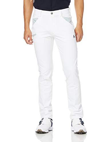 [ルコックスポルティフゴルフ] パンツ QGMQJD14 メンズ WH00(ホワイト) 日本 85 (日本サイズL相当)