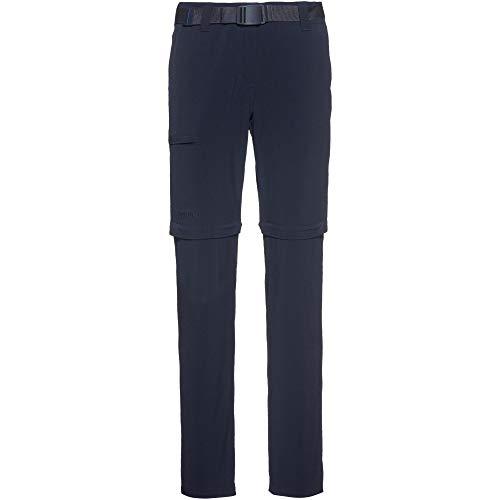 Maier Sports Damen Inara Zipphose blau 18 / kurz