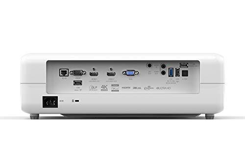 Optoma UHD52ALV DLP- Proyector, blanco