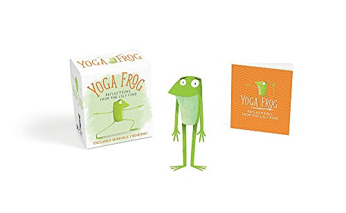 Yoga Frog: Reflections from the Lily Pond (RP Minis)