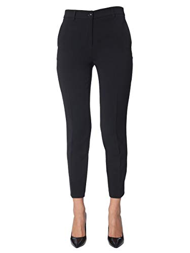 Boutique moschino Luxury Fashion Donna 031758240555 Nero Fibre Sintetiche Pantaloni | Autunno-Inverno 19