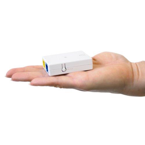 PLANEX 150MbpsリアルポータブルWi-Fiポケットルータ (ちびファイ) MZK-RP150N