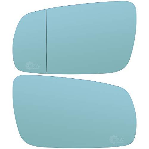 Spiegelglas Spiegel Set für 4 97-03 rechts & links Satz