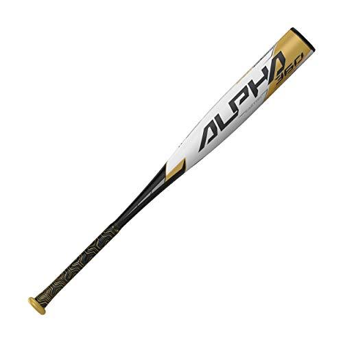 EASTON ALPHA 360 -10 USSSA Youth Baseball Bat, 2 3/4 Barrel, 27/17, JBB20AL10
