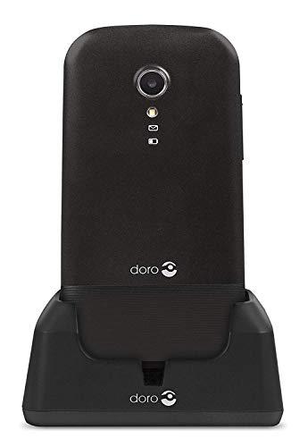 Doro 7356 2404 Handyventil schwarz