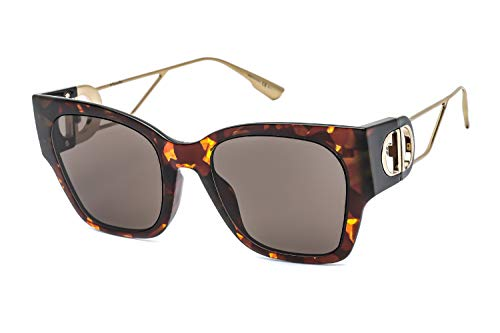 Dior Gafas de sol 30MONTAIGNE1 086 DARK HAVANA 55-22-135 MM Mujer