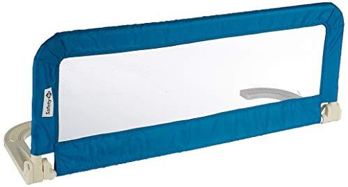 Safety 1st 24830010 Tragbares Bettgitter, blau