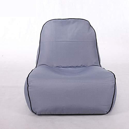 XUE Sofa Sac de Haricots Mous, chaises de Sacs pour Les Enfants Adolescents Adultes-Mousse de mémoire sans Beanless Sac Chaise en Mousse de Meubles remplis pour Chambre de dortoir