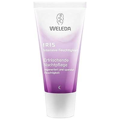 Weleda Organic Natural Iris Hydrating Night Cream 30ml by Weleda Uk Ltd