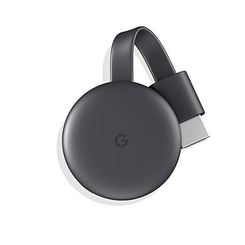 Google Chromecast, dai il Via allo Streaming, Grigio Antracite