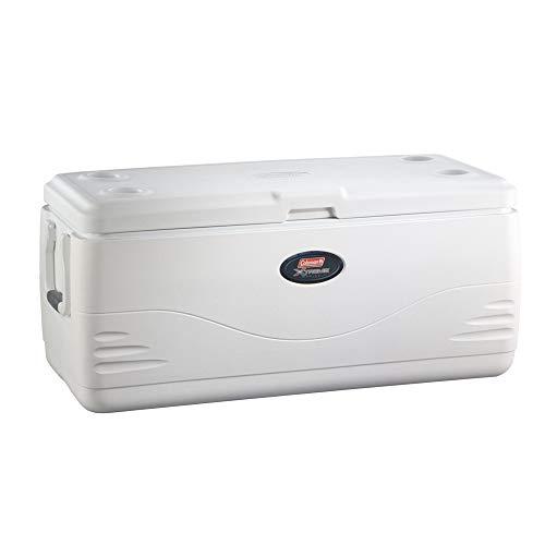 Coleman Coastal Xtreme Series Marine Portable Cooler, 100 Quart Coleman 70 Quart Xtreme Cooler