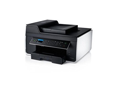 Dell V725W Wireless All in One Inkjet Color Photo Printer with Scanner, Copier & Fax