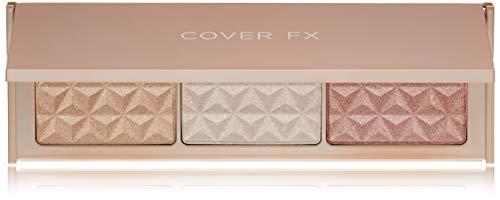 COVER FX Rose Gold Bar Highlighting Palette, 63 oz