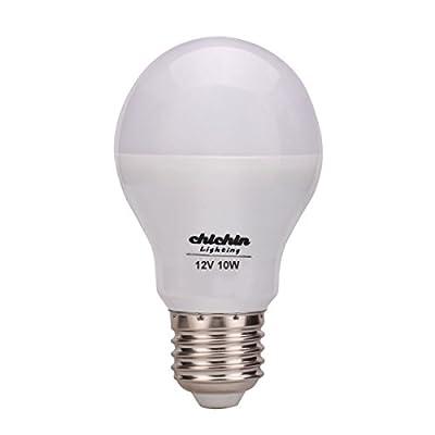 ChiChinLighting 12v LED Bulb Off Grid LED Lights Solar