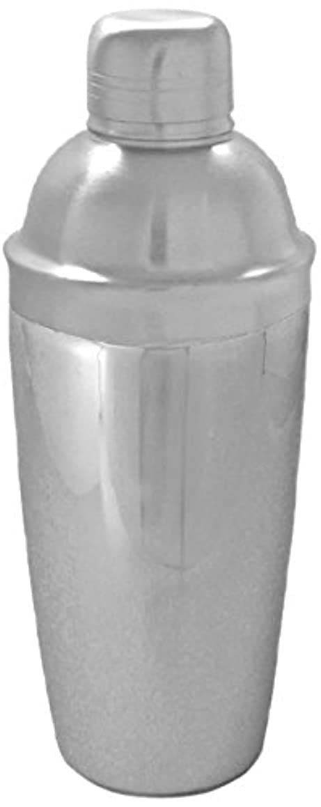 Co-Rect Stainless Steel Cocktail Shaker, 58-Ounce