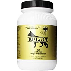 Nutri-Pet NUPRO Dog Supplement 5lb
