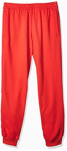 adidas Bg Trefoil Sp, Pantaloni Sportivi Uomo, Rosso (Lush Red), M