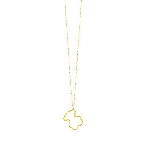 TOUS Collar con colgante Mujer oro amarillo - 113564000