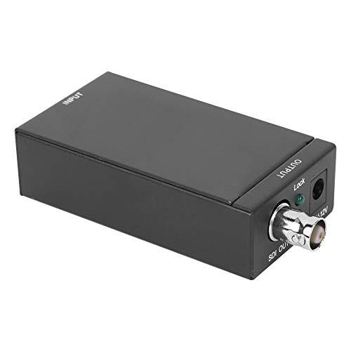 Nannday Convertidor HDMI a SDI Visor múltiple HDMI Conmutador Divisor HDMI Extensor USB Adaptador HDMI 3G para huertos(European regulations)