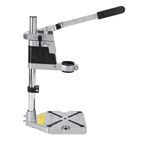 Buy Multi-Functional Bench Drilling Aluminum Alloy Press Seat Fixture bench Drill Universal Press Re...