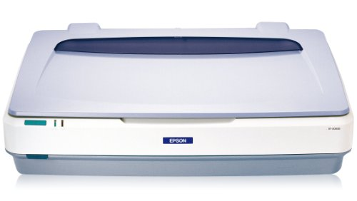 Sale!! EPSON GT-20000N PRO A3 Bus Scanner SILV