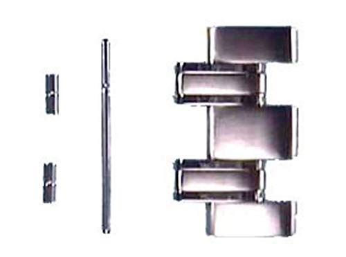 Pulsera de Reloj Omega auténtica, Caballero, Acero Inoxidable - James Bond Modelo 1993, Omega 114ST1503