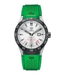 TAG Heuer Connected Luxus Smartwatch (Android/iPhone) (grün) sar8080. ft6059
