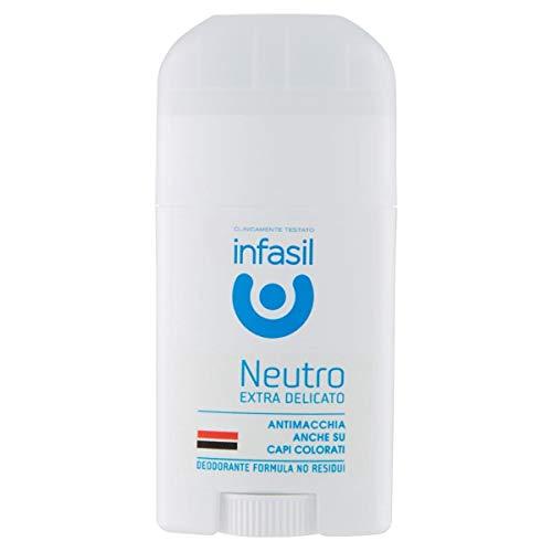 Infasil Deostick, neutral, extra sanft, Körperpflege und -hygiene, 12er Pack, 50ml