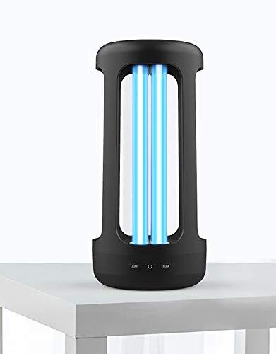 Sterrenhemel UV germicide lamp huisdier germicide lamp uv grote wattage slaapkamer sterilisatie lamp huishoudelijke slaapkamer mijt verwijdering lamp voor woonkamer, slaapkamer, studie, keuken, etc,Zwart