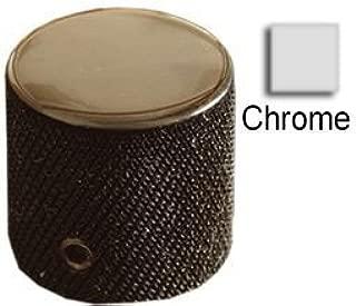 DIMARZIO DM2110-C CHROME POTENTIOMETER KNOB Guitars accessories Spare parts