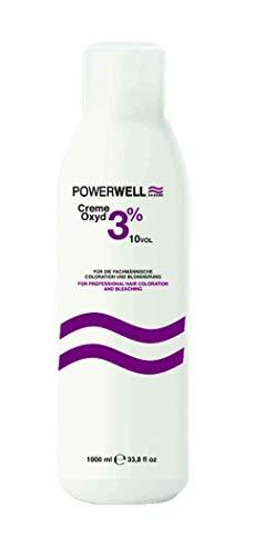 Powerwell Creme Oxyd 3% 1000ml Entwickler