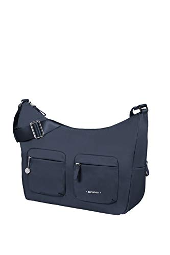 Samsonite Women's Move 3.0 Shoulder Bag Messenger Bags, Blue (dark blue) (Blue) - 12409012471 U