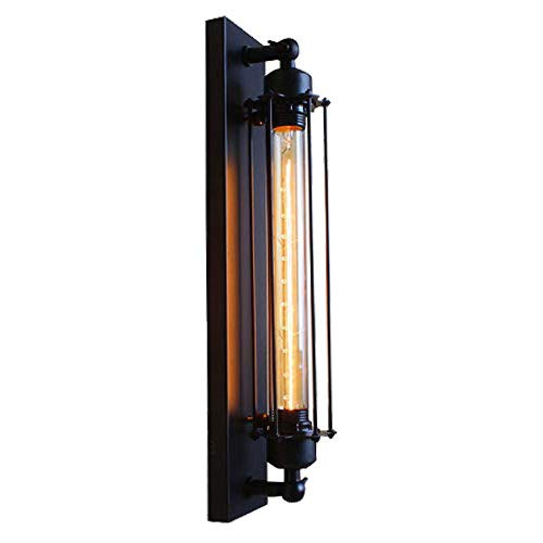Style home 40W Wandleuchte Wandlampe Retro Metall Leuchte Edison Beleuchtung Industrielampe Vintage Antike Stil RL-W007 (inkl. Leuchtmittel)