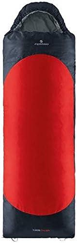 Ferrino sleepingsac Yukon Pro SQ (CF.10PZ.) Sac de Couchage Temps Libre et randonnée Unisexe Adulte MultiCouleure, Taille Unique