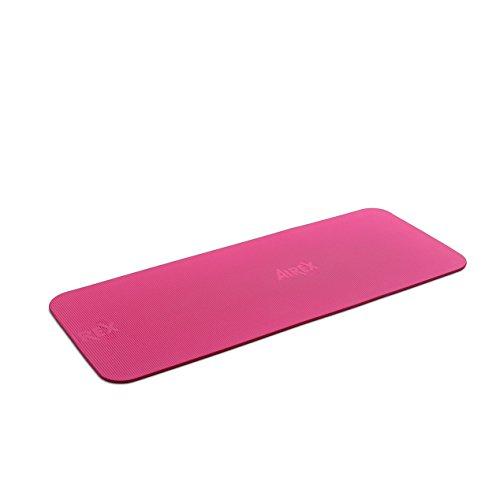 Airex Gymnastikmatte Airex® Fitline 140 - Colchoneta de entrenamiento para gimnasia, color rosa, talla 140 x 60 x 1 cm environ