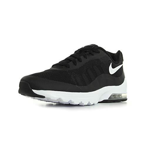 Nike Air Max Invigor, Scarpe sportive, Uomo, Schwarz/Weiß (Black/White), 44