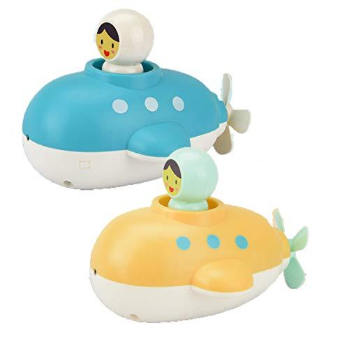 WENTS Baby Badespielzeug U-Boot Badespielzeug Baby Bade Bad Schwimmen Badewanne Pool Spielzeug Schwimmbad Spielzeug Für Kleinkinder Jungen Mädchen