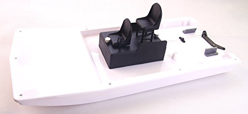 GARTT High Speed Remote Control Swamp Dawg RC Air Boat Body Part