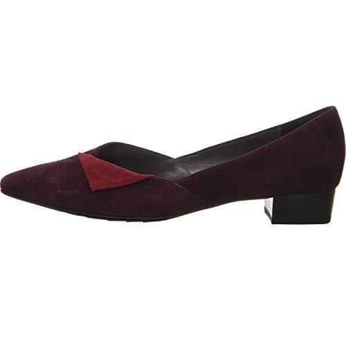 Zapatos de Mujer Lency Pumps de Peter Kaiser, Color Rojo, Talla 42 EU