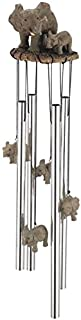 Best George S. Chen Imports Wind Chime Round Top Elephant Family Garden Decoration Windchime Review