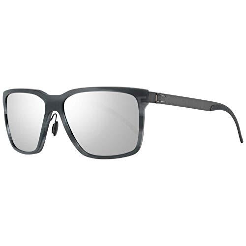 Mercedes-Benz Sonnenbrille M3020 Gafas de Sol, Gris (Gr), 58.0 para Hombre