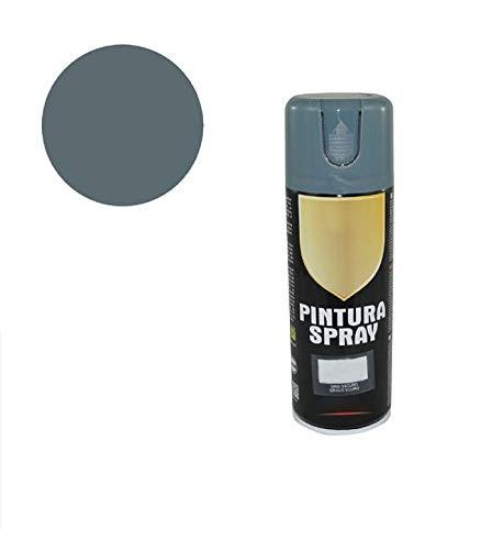 Pintura Spray Gris Oscuro 400 Ml