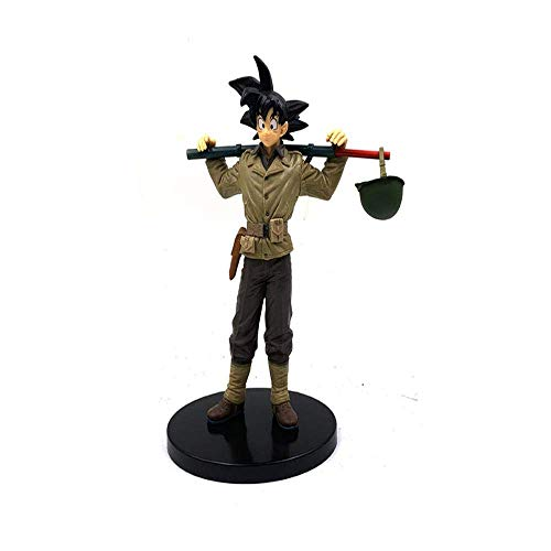 SXXYTCWL Ball World Congress Son Goku Sticks animierte Figur Models Statuen Dekorationen jianyou